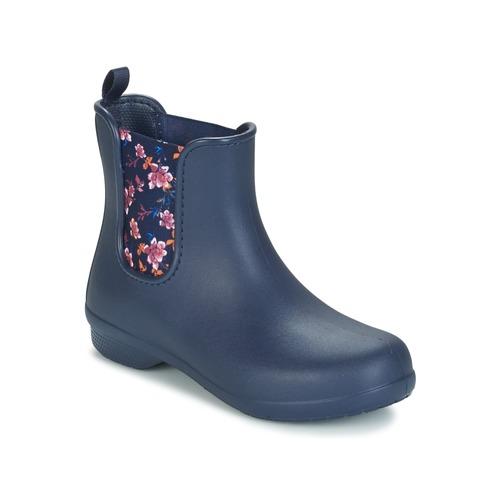 Shoes Women Mid boots Crocs CROCS FREESAIL CHELSEA Marine