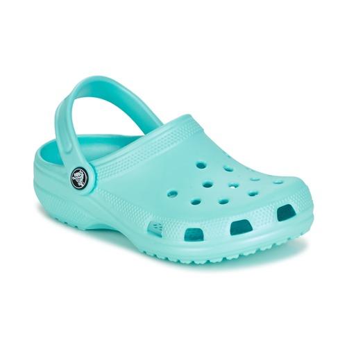 Shoes Children Clogs Crocs CLASSIC CLOG KIDS Blue