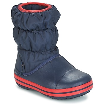 Shoes Children Snow boots Crocs WINTER PUFF BOOT KIDS Marine