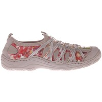 Shoes Women Low top trainers Rieker Beige Multi Pink-Beige