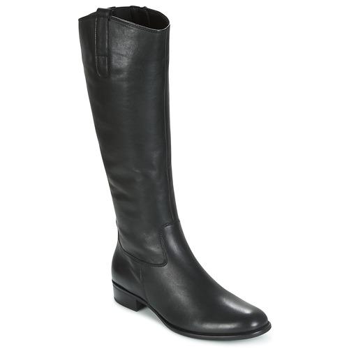 Shoes Women High boots Gabor PARLONI Black