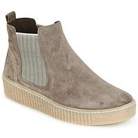 Shoes Women Mid boots Gabor VOULU Grey