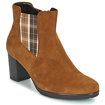 Shoes Women Ankle boots Gabor KAPITU CAMEL