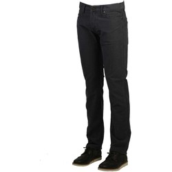 Clothing Men straight jeans Carhartt Slim Fit Jeans in Navy Blue I013442-7706 blue