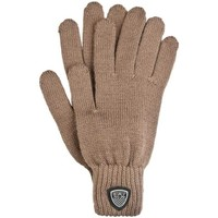 Clothes accessories Men Gloves Emporio Armani EA7 Emporio Armani EA7 Designer Wool Gloves in Navy  Grey  Brown And brown