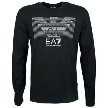 Clothing Men Long sleeved tee-shirts Dsquared Emporio Armani Ea7 Top 2739186P237 black