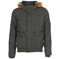 Clothing Men Duffel coats Teddy Smith BORAL Black