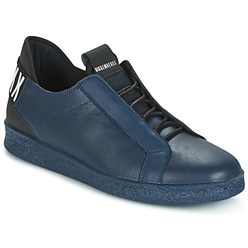 Shoes Men Low top trainers Bikkembergs BEST 873 Blue