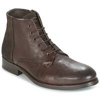 Shoes Men Mid boots Kost MODER Brown