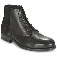 Shoes Men Mid boots Kost MODER Black