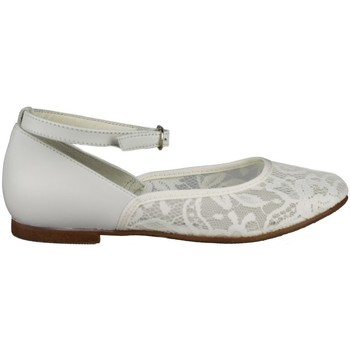Shoes Girl Flat shoes Oca Loca OCA LOCA BAILARINA REJILLA BEIGE