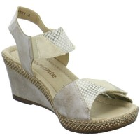 Shoes Women Sandals Remonte Dorndorf D045442 Grey