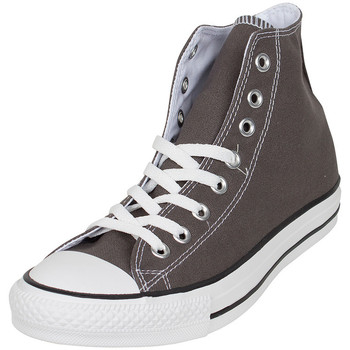 Shoes Men Hi top trainers Converse Men's All Star Seasonal Hi Trainers, Grey grey