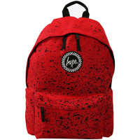 Bags Men Rucksacks Hype Men's Speckle Backpack, Red red