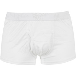 Clothing Men Trunks / Underwear Vivienne Westwood Men's Logo Waistband Trunks, White white