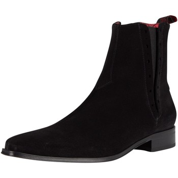 Shoes Men Mid boots Jeffery-West Suede Boots black
