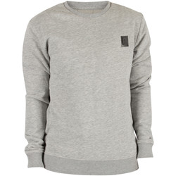 Clothing Men jumpers Religion Men's Badge Logo Sweatshirt, Grey grey