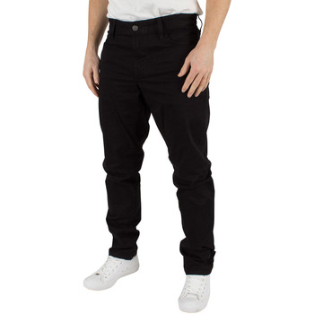 Clothing Men 5-pocket trousers J Lindeberg Men's Grant 5-Pocket Contrast Twill Jeans, Black black