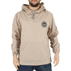 Clothing Men Macs Hype Men's Fishtail Crest Logo Jacket, Beige beige