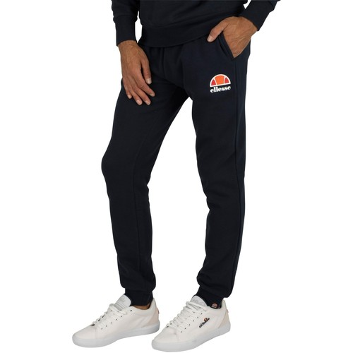 Clothing Men Tracksuit bottoms Ellesse Ovest Logo Joggers blue