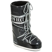 Shoes Women Snow boots Moon Boot MOON BOOT STARRY Black / White
