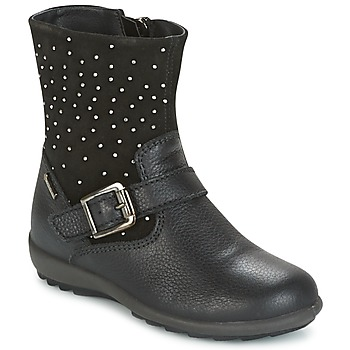 Shoes Girl High boots Primigi PCIGT 8569 Black