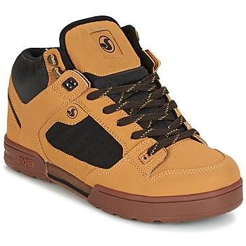 Shoes Men Hi top trainers DVS MILITIA BOOT Brown