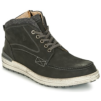 Shoes Men Mid boots Josef Seibel EMIL 12 Black