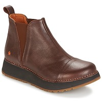 Shoes Women Mid boots Art HEATHROW Brown