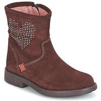 Shoes Girl Mid boots Agatha Ruiz de la Prada VAGABUNDA AGATHA Bordeaux