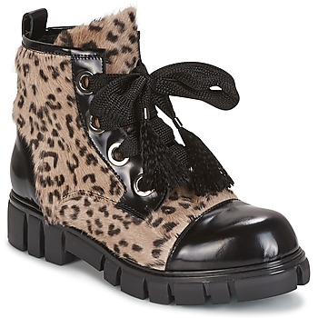 Shoes Women Mid boots Now ARRABIATA Black
