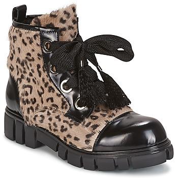 Shoes Women Mid boots Now ARRABIATA Black