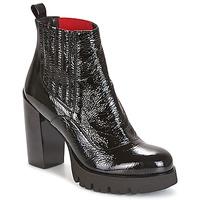 Shoes Women Ankle boots Now NAPLAK Black