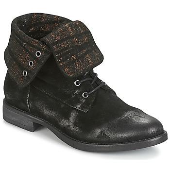 Shoes Women Mid boots Now BIANCA II Black