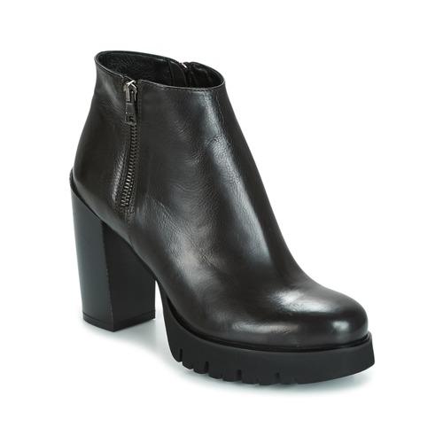 Shoes Women Shoe boots Now TUTTO Black