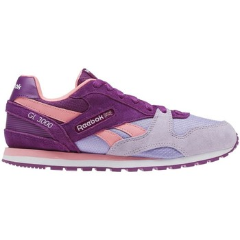Shoes Girl Low top trainers Reebok Sport GL 3000 SP Violet