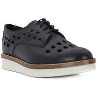 Shoes Women Derby Shoes Frau BASKET ANTRACITE    148,8