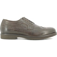 Shoes Men Walking shoes Nero Giardini A604421U Lace-up heels Man Testa di moro Testa di moro