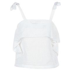 Clothing Women Tops / Blouses Moony Mood GEMA White