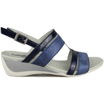 Shoes Women Sandals CallagHan MARLEY BLUE