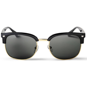 Watches Men Sunglasses Cheapo Casper Sunglasses - Black / Gold Black