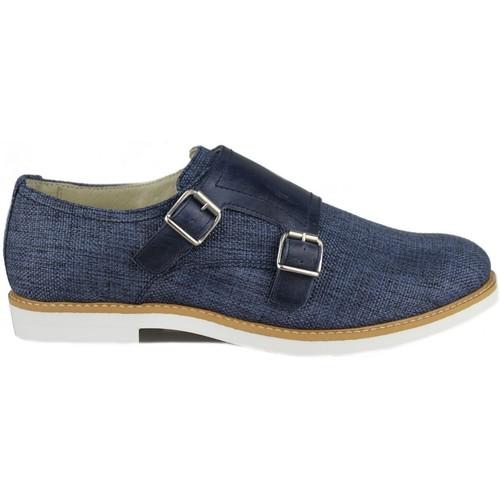 Shoes Children Derby Shoes & Brogues Oca Loca OCA LOCA BLUCHER BLUE