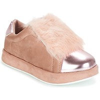 Shoes Women Low top trainers Coolway TOP Pink