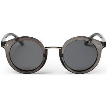 Watches Men Sunglasses Cheapo Vanessa Sunglasses - Grey / Black Grey
