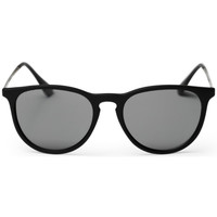 Watches Men Sunglasses Cheapo Roma Sunglasses - Black / Black Black