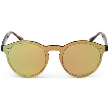 Watches Men Sunglasses Cheapo Mcfly Sunglasses - Turtle Brown / Yellow Mirror Brown
