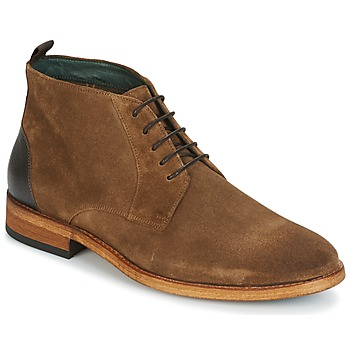 Shoes Men Boots Barbour BENWELL Tabacco
