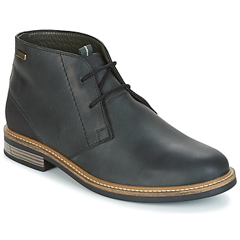 Shoes Men Mid boots Barbour REDHEAD  black