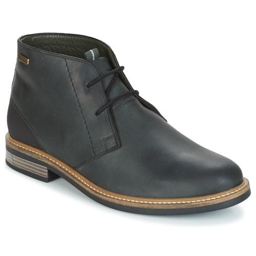 Shoes Men Mid boots Barbour REDHEAD  black