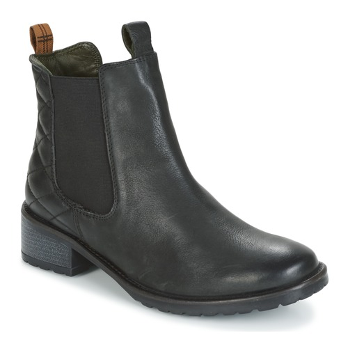 Shoes Women Ankle boots Barbour LATIMER  black
